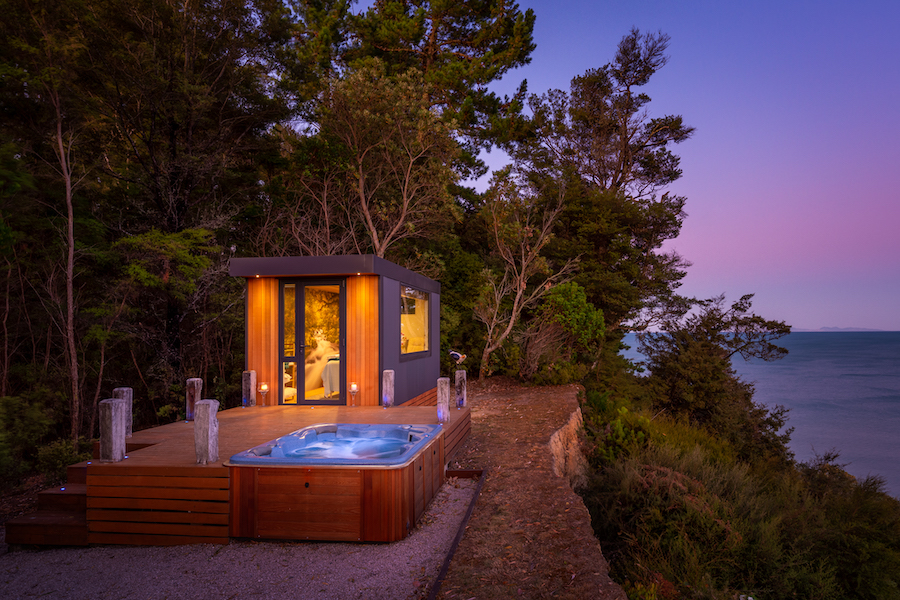 Relaxation Therapy at Clifftops Retreat